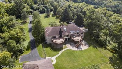 Ann Arbor Single Family Home For Sale: 3720 Prospect Rd