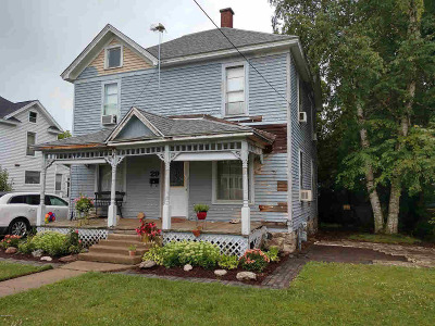 Hillsdale Single Family Home Contingent - Financing: 29 Charles St
