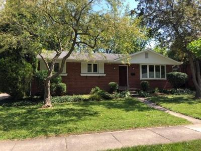 Ann Arbor Single Family Home Contingent - Financing: 2263 Manchester Rd