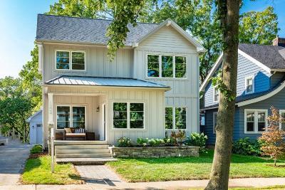 Ann Arbor Single Family Home For Sale: 1204 Brooklyn Ave