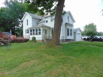 Michigan Center Single Family Home For Sale: 216 6th
