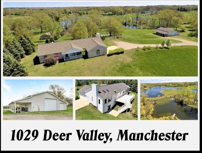 Single Family Home Contingent - Financing: 1029 Deer Vly