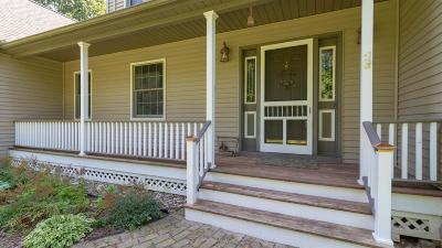Chelsea Single Family Home For Sale: 13365 Oak Ridge Ln
