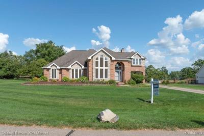 Plymouth Single Family Home For Sale: 11694 Lehigh Crt