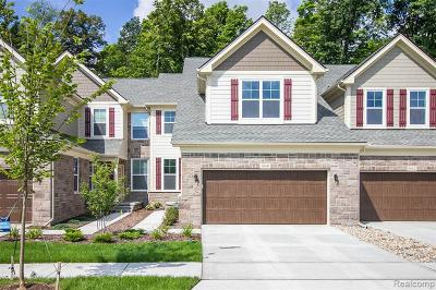 Ann Arbor Condo/Townhouse For Sale: 3010 N Spurway Dr