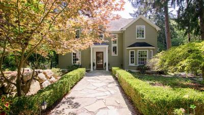 Ann Arbor Single Family Home For Sale: 381 Orchard Hills Dr