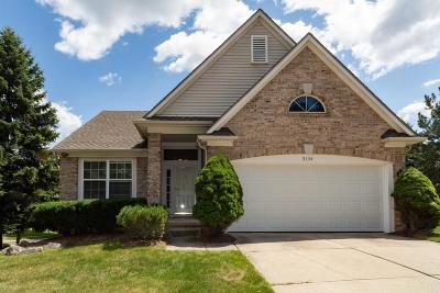 Ann Arbor Single Family Home Contingent - Financing: 3124 Earlmoore Ln