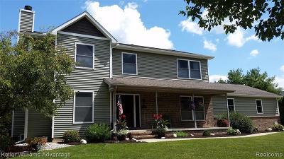 Chelsea Single Family Home For Sale: 1330 Saint James Pl