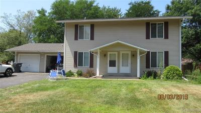 Portage Multi Family Home For Sale: Norfolk Cir