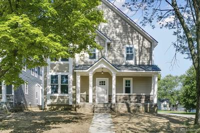 Plymouth Single Family Home For Sale: 9168 Marlowe