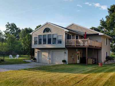 Onsted Single Family Home For Sale: 7685 Dalton Rd