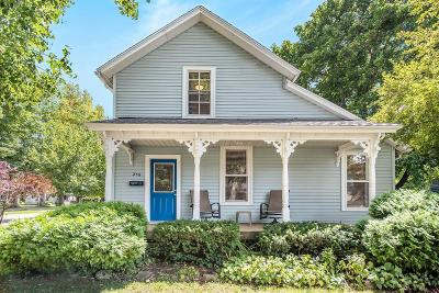 Chelsea Single Family Home For Sale: 246 Adams St