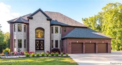 Milford Single Family Home For Sale: 3130 Duana Dr