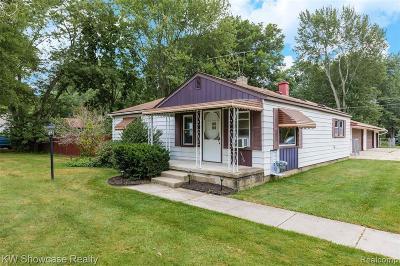 Farmington Hill Single Family Home For Sale: 34129 Rhonswood St