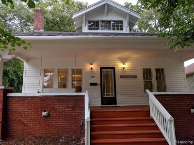 Northville Single Family Home For Sale: 101 Baseline Rd