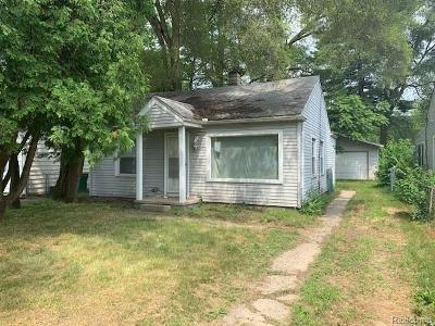 Farmington Hill Single Family Home For Sale: 21152 Rensselaer St