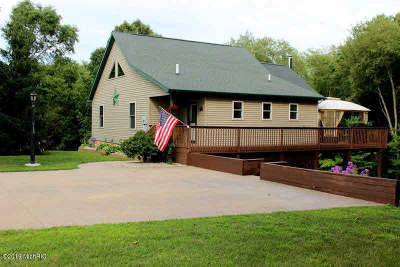 Hillsdale Single Family Home Contingent - Financing: 2285 N Sand Lake Rd