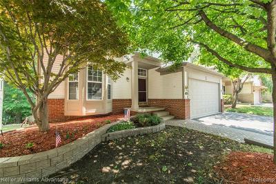 Farmington Hill Single Family Home For Sale: 24676 Toddy Ln