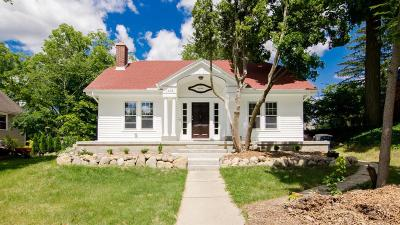 Ann Arbor Single Family Home For Sale: 1435 Broadway St