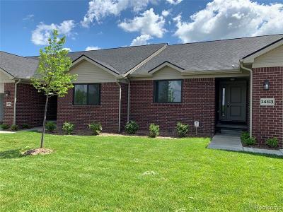 Chelsea Single Family Home For Sale: 1471 Duncan Crt