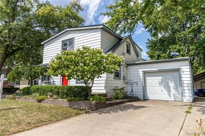 Single Family Home For Sale: 95 Potter Dr