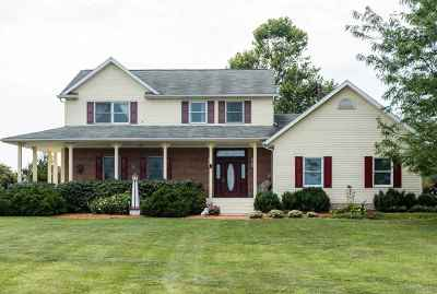 Clayton MI Single Family Home For Sale: $324,900