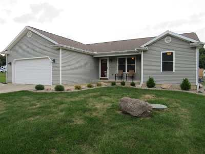 Onsted Single Family Home For Sale: 7556 Norfolk