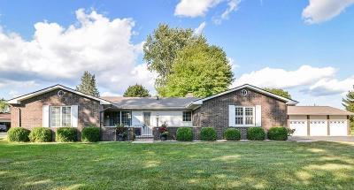Ann Arbor Single Family Home For Sale: 1086 Harold Cir