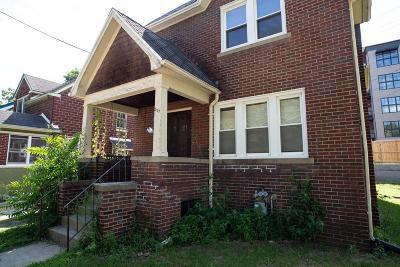Ann Arbor Single Family Home For Sale: 527 N Ashley St