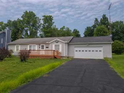 Onsted Single Family Home For Sale: 7798 Kingsley Dr