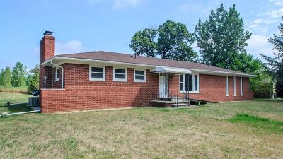 Milan Single Family Home For Sale: 1310 Jewell Rd