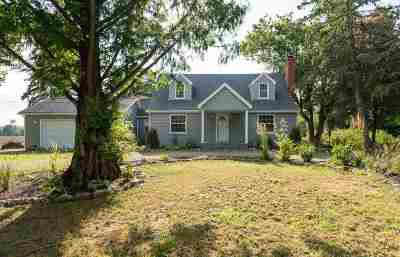 Lenawee County Single Family Home For Sale: 2500 Pfister