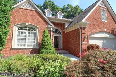 Farmington Hill Condo/Townhouse For Sale: 29605 Sylvan Cir