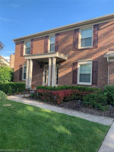 Northville Single Family Home For Sale: 17152 Cameron Dr