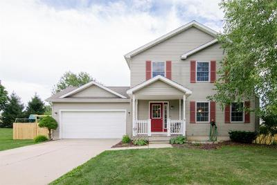 Lenawee County Single Family Home For Sale: 1314 Partridge
