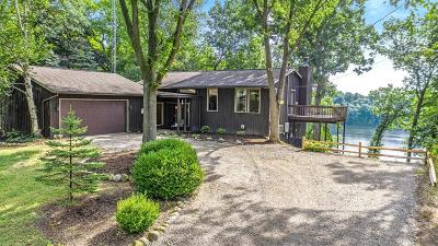 Single Family Home For Sale: 2470 Crooked Lake Rd