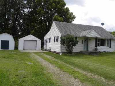 Lenawee County Single Family Home For Sale: 601 High