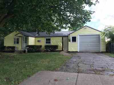 Lenawee County Single Family Home For Sale: 9 Cairns