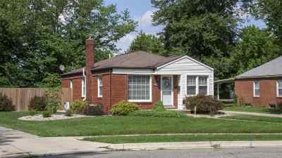 Lenawee County Single Family Home Contingent - Financing: 1334 Sherman Ct