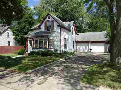 Jackson Single Family Home For Sale: 1505 S Milwaukee