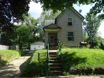 Jackson Single Family Home For Sale: 1909 Plymouth St