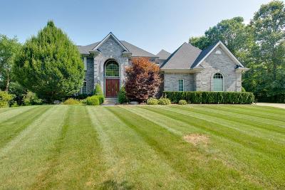 Ann Arbor Single Family Home For Sale: 1378 Regents Park Ct