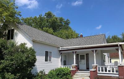 Port Huron Add Multi Family Home For Sale: 1203 Glenwood Ave