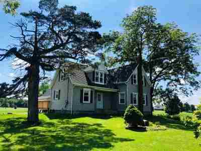 Lenawee County Single Family Home For Sale: 6187 Burton