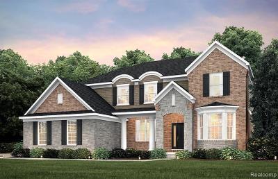 Lake Orion Single Family Home For Sale: 3438 Kingsdale Blvd