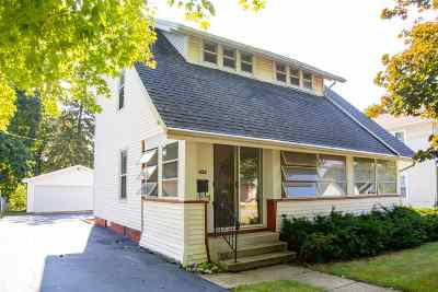 Lenawee County Single Family Home For Sale: 432 Cherry Street