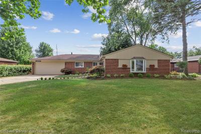 Farmington Hill Single Family Home For Sale: 22953 Tuck Rd