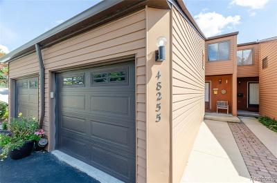 Condo/Townhouse For Sale: 48255 Bayshore Dr