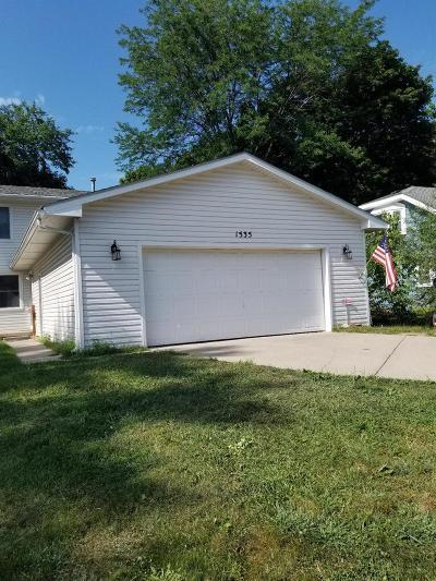 Ann Arbor Single Family Home For Sale: 1535 Marlborough Dr