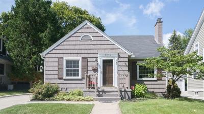 Ann Arbor Single Family Home For Sale: 1306 Belmar Pl